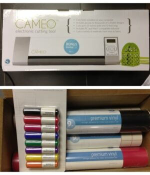 Early Christmas for Beyond Frosting! Silhouette Cameo