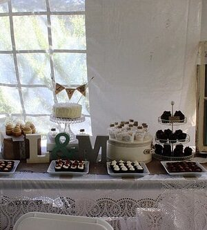DIY Wedding Cupcakes for 300 people