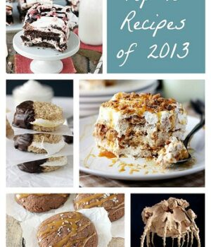Top 10 Most Popular Recipe 2013 Beyond Frosting
