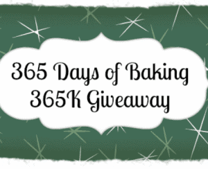 365 Days of Thanks Giveaway