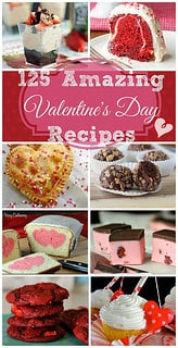 Over 125 Amazing Valentine's Day Desserts