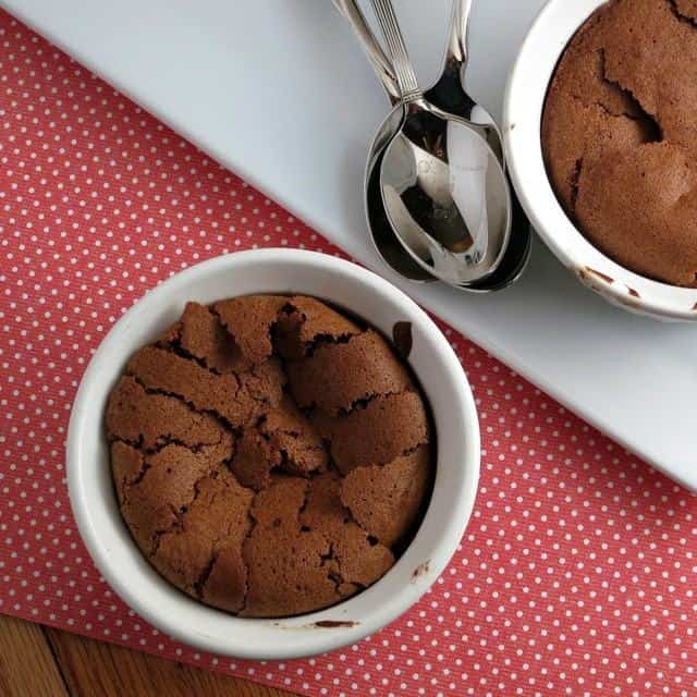 C24- WARM CHOC PUDDING CAKE