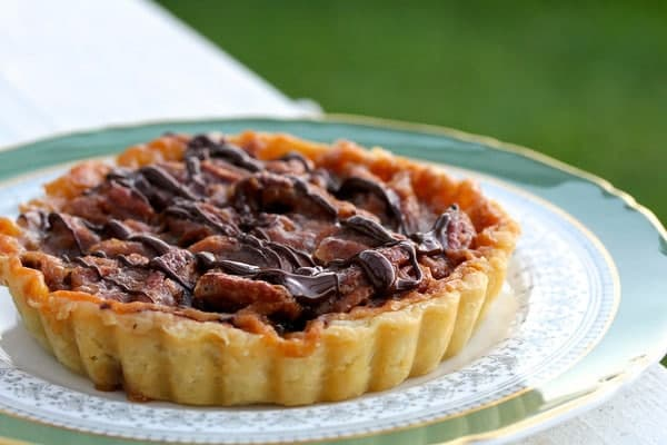 chocolate pecan caramel torte recipe key ingredient caramel pecan ...