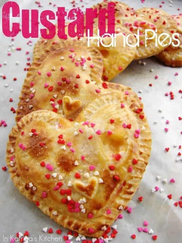 cream pie hand