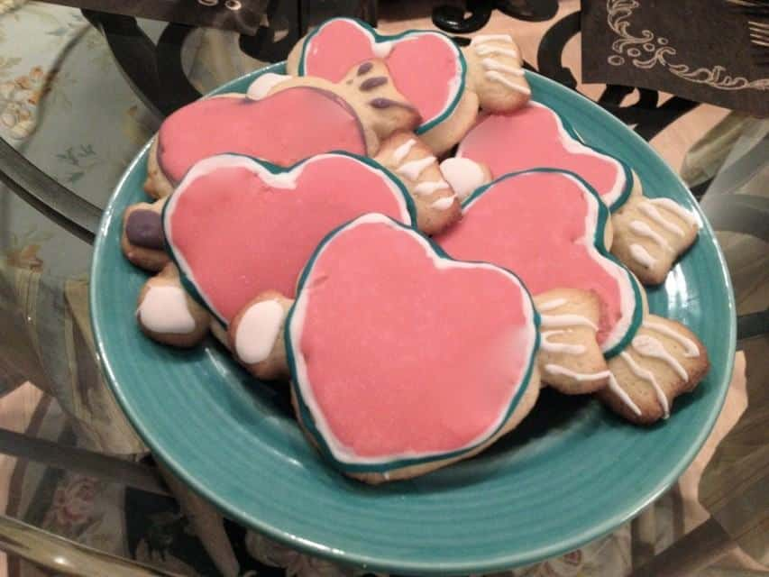 b14- ice cookies