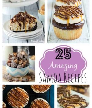 25 Amazing Samoa Recipes
