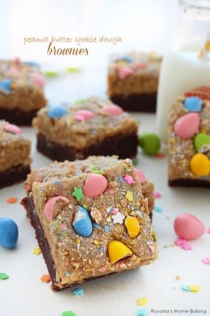 peanut-butter-cookie-dough-brownies-recipe-3