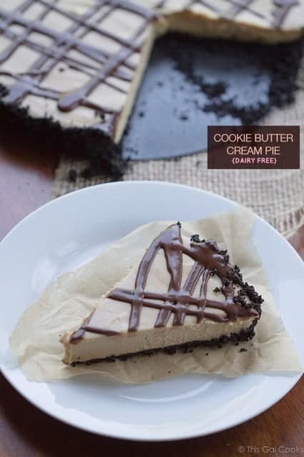 1-COOKIE BUTTER PIE