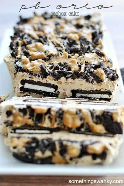 7-PB OREO ICEBOX CAKE