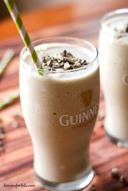 76- guniess milkshake