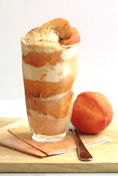 76- peac pie ice cream float