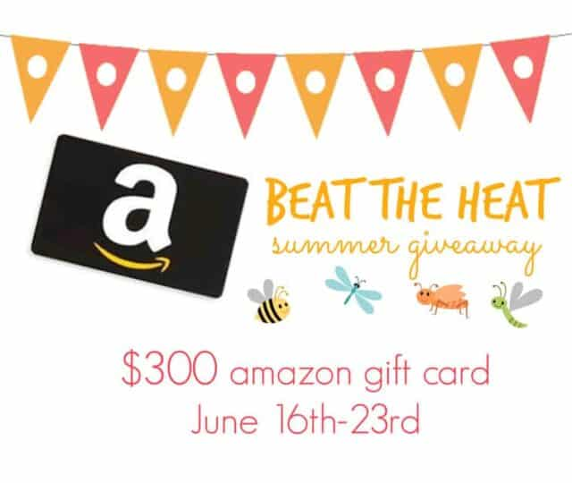 This Amazon gift card could help you beat the heat this summer!
