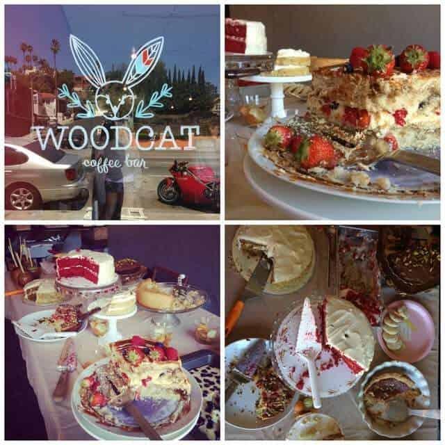 LA Cake Club collage