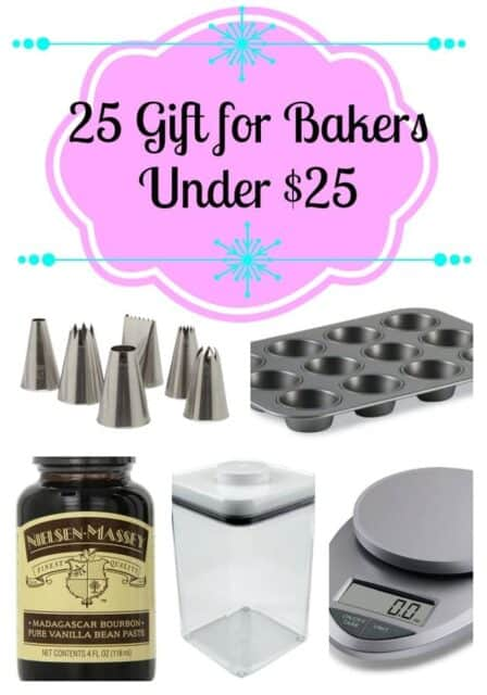 25 Gifts for Bakers Under $25