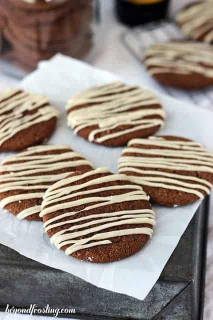 Gigngerbread cookies