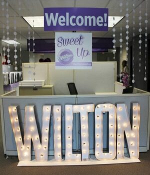 Wilton Sweet Up Recap and Giveaway