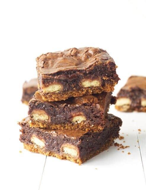 jess_twix brownies
