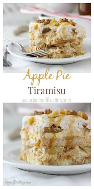 Apple Pie Tiramisu