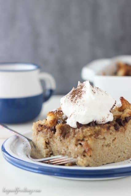Tiramisu Bread Pudding-015
