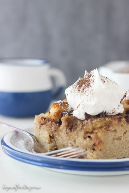 Tiramisu Bread Pudding-033