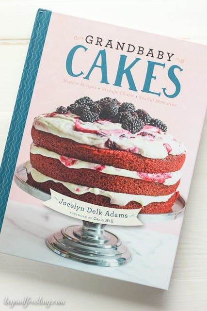 Pick up a copy of the new Grandbaby Cakes Cookbook! You won't be sorry!
