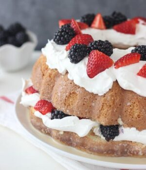 This recipe makes Tres Leches Cake easy to prepare and no one will ever know it starts with a cake mix!