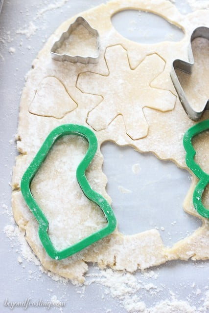 This tutorial answers all your questions about making the perfect sugar cookies from how to measure the flour, to how thick to make the dough