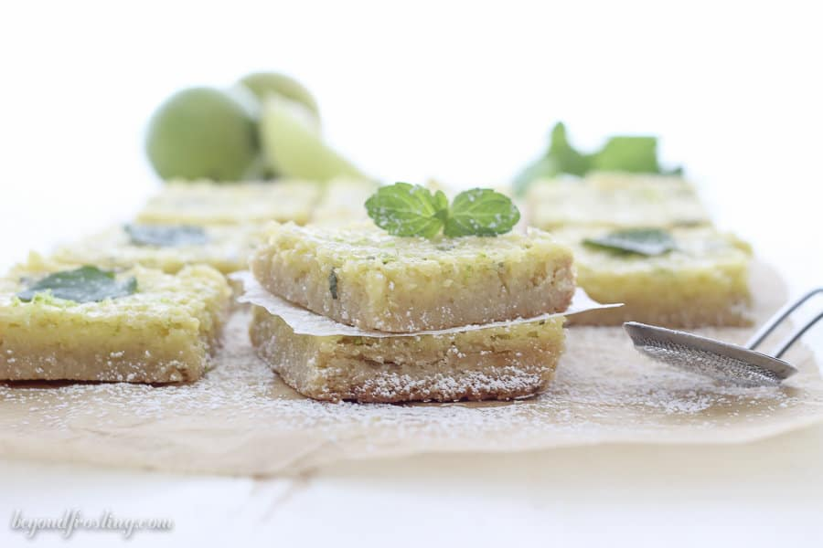 You won't be able to stop after one of these Mojito Bars. Grab the recipe right away!