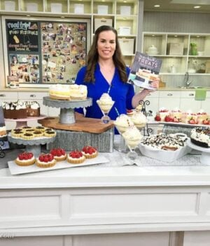 No-Bake Treats Cookbook QVC Recap & Giveaway