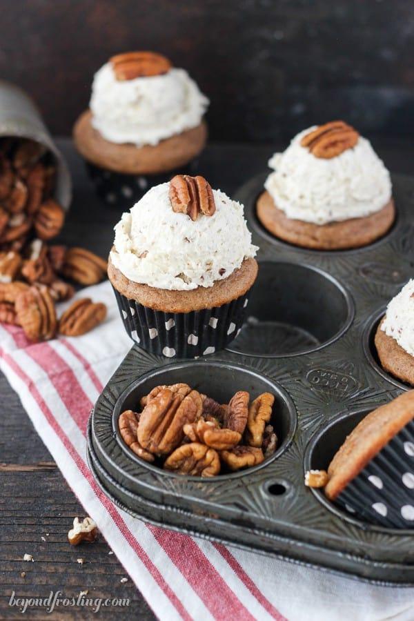 Secret Recipe Pecan Butterscotch Cake