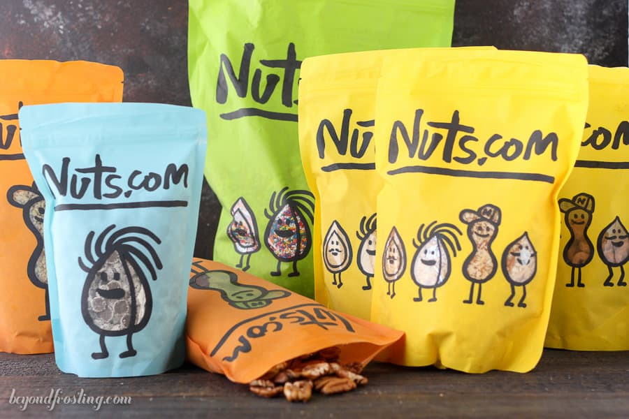 Nut.com provides a wide variety of items from baking to cookie, snacks and candy and more. It's more than just nuts.