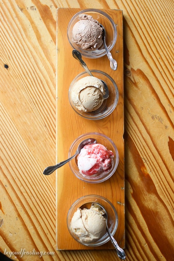Beyond Frosting Eats: Portland, Oregon Ice Cream. Salt and Straw