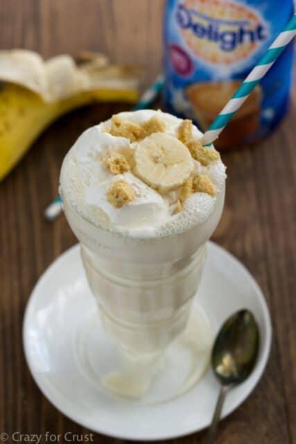 Skinny BCP milkshake
