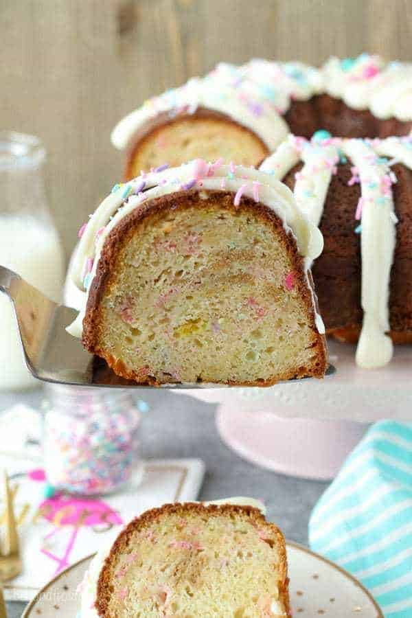 How To Drizzle Cream Cheese Frosting On Bundt Cake