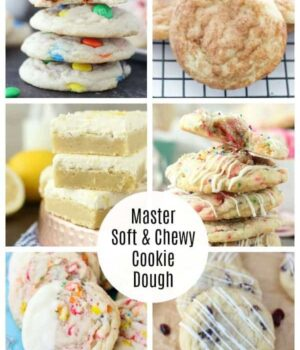 Master Soft and Chewy Cookie Dough Recipe