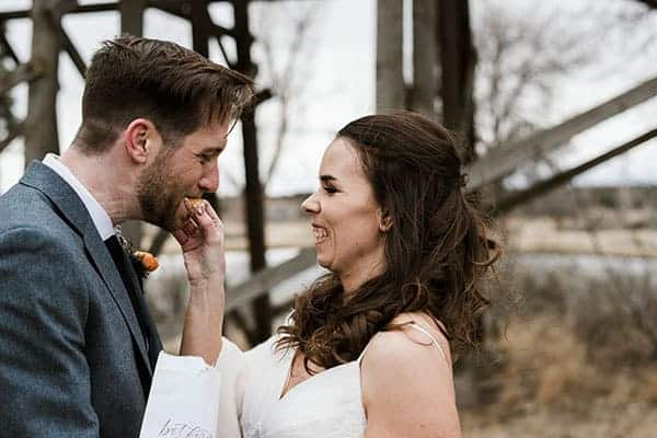 Brasada Ranch Wedding © Kimberly Kay Photography