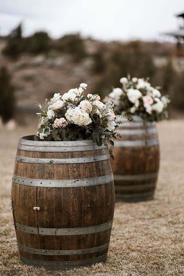 Brasada Ranch Weddings © Kimberly Kay Photography