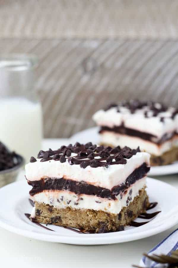Chocolate Chip Cookie Lush Dessert Beyond Frosting