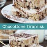 Chocottone Tiramisu