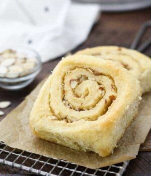 Almond Sticky Buns