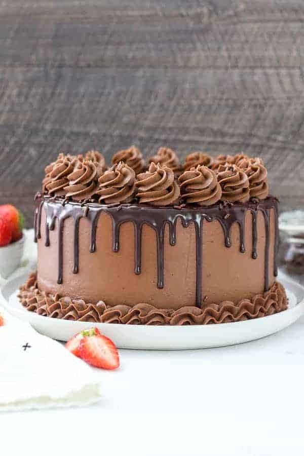 Chocolate Cake Recipe Beyond Frosting