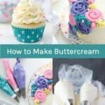 How to Make Buttercream Frosting