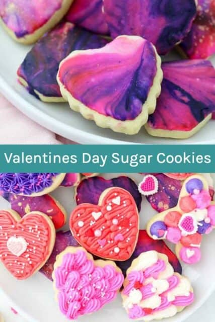 How to Make Valentine's Day Sugar Cookies
