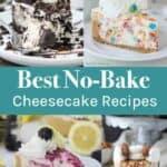 Collection of No-Bake Cheesecake Recipes
