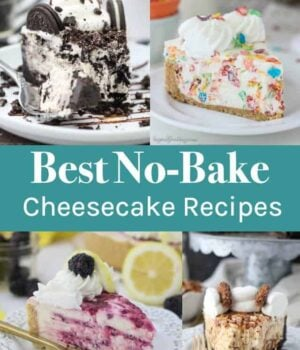Collection of No-Bake Cheesecake Recipes