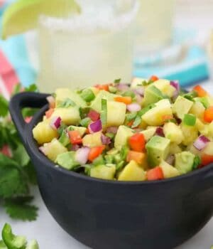 Pineapple Salsa Recipe