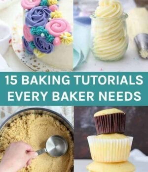 The Best Baking Tutorials