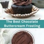 Best Ever Chocolate Frosting