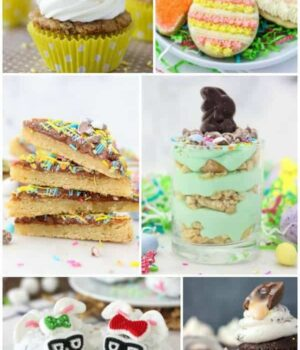 A roundup of images that are Easter themed