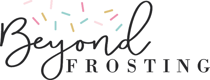 Beyond Frosting logo